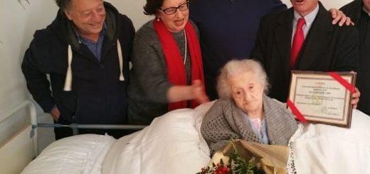 Photo of Castelbuono, 110 volte auguri alla signora Ninetta Lupo