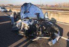 Photo of Guardamiglio (Lodi): scontro tra tir e volante della Polizia Stradale. Un agente è morto sul colpo