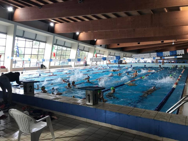 Seconda tappa del campionato regionale di nuoto msp - Piscina termini imerese ...