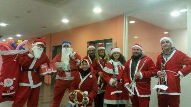 Photo of Ospedale dei Bambini, Babbo Natale in corsia per portare l'allegria del Natale