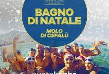 "Photo of Cefalù: ""Bagno di Natale 2017"""