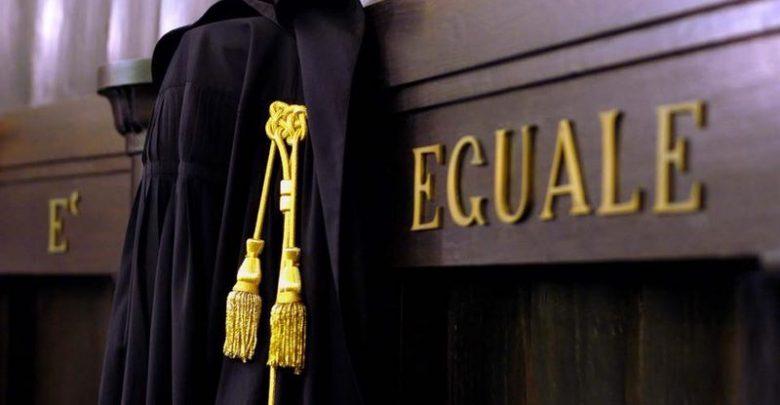 """Photo of Termini Imerese: """"Toghe d'Oro"""" agli avvocati che hanno maturato i 50 anni di iscrizione all'Albo"""