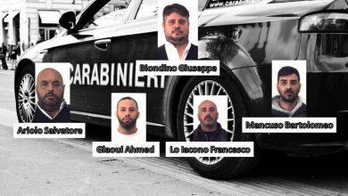 Photo of Palermo: Operazione dei Carabinieri all'alba, arrestate 5 persone