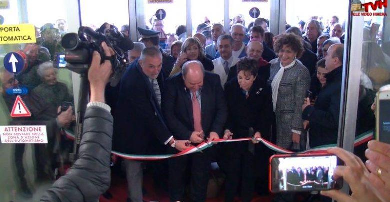 Photo of Inaugurato il nuovo Pronto Soccorso di Caltanissetta