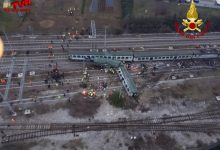 Photo of Grave incidente ferroviario nel milanese, 3 morti e un centinaio di feriti