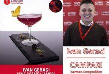 Photo of Un Montemaggiorese al Campari Barman Competition