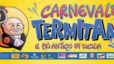 Photo of Da Domenica 4 Febbraio al via il Carnevale Termitano 2018