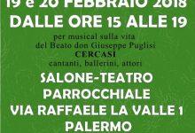 Photo of We Can Hope, aperte le iscrizioni per le audizioni del musical sulla vita di padre Pino Puglisi