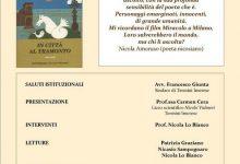 """Photo of Termini Imerese, presentazione del libro """"In città al tramonto"""" di Nicola Lo Bianco"""
