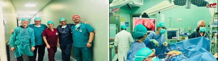 Photo of Palermo: Giovane cardiopatico operato per un tumore al retto