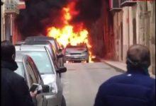Photo of Gela: Auto in fiamme, panico tra i passanti
