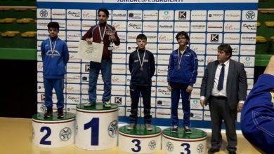 Photo of Termini Imerese, Fiamme Oro Lotta: Nino Militano conquista il titolo di Campione Italiano esordienti 2018