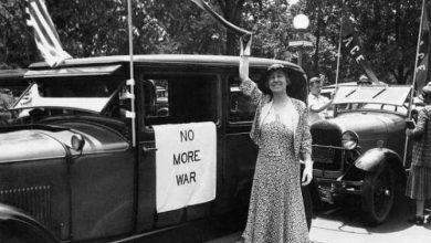 Photo of Jeanette Rankin: La prima donna eletta al Congresso statunitense