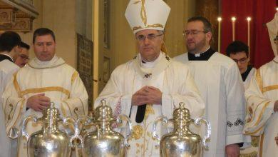 Photo of Palermo: Mons. Corrado Lorefice Celebra la S. Messa Crismale