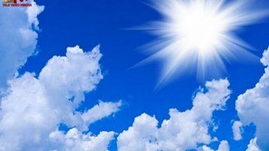 Photo of Meteo: Week-End di sole con punte fino a 31°C