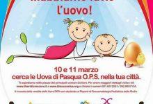 Photo of Cefalu': In Piazza le Uova di Pasqua per sostenere i centri di oncoematologia pediatrica