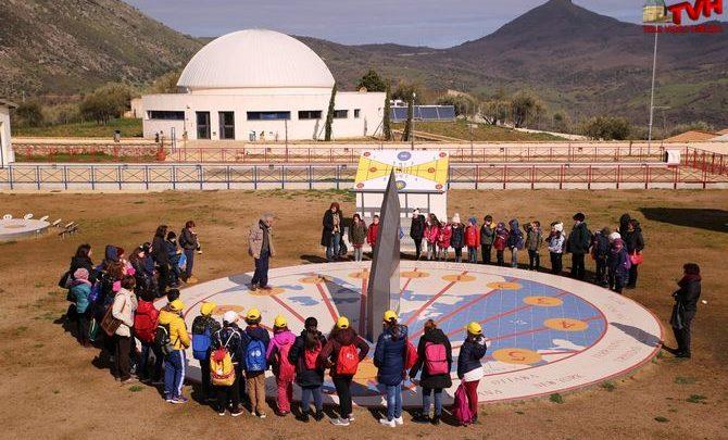 Photo of Castellana Sicula: Visita didattica al parco astronomico di Gal Hassin