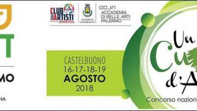 """Photo of Castelbuono: """"Un Cuore D'Artista"""" seconda edizione"""