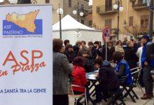 Photo of Trabia: Asp in Piazza il 12 Aprile