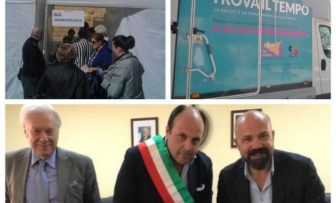 Photo of Successo oltre le aspettative per Asp in Piazza a Trabia