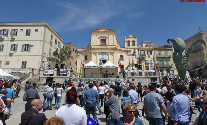 """Photo of Cerda: 39ª Sagra del Carciofo dalla """"Piazza al Web"""""""