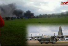 Photo of Algeria: Precipita aereo militare con più di 200 persone a bordo, nessun superstite