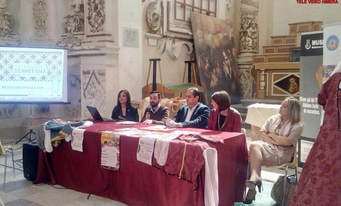 Photo of Termini Imerese: Presentata la IX^ edizione dell'Infiorata Termitana
