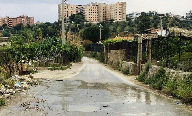 Photo of Termini Imerese: Sgorga acqua da dieci giorni, terreni allagati