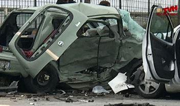 Photo of Termini Imerese: Incidente alla zona industriale, un morto e due feriti gravi