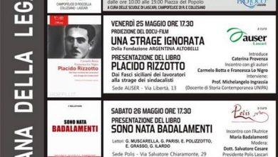 Photo of Lascari: Settimana della legalità