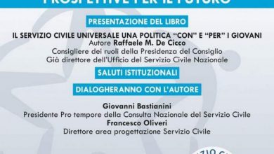 Photo of Dal Servizio Civile al Servizio Civile Universale: Prospettive per il futuro