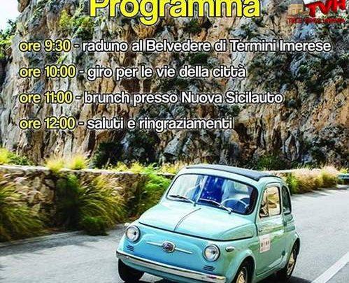Photo of Termini Imerese in 500: Sabato 16 Giugno il rombo dei motori