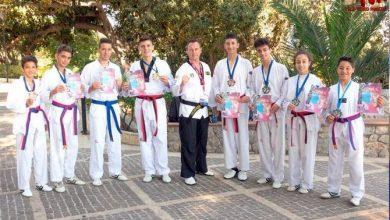 Photo of Campionato Internazionale di Taekwondo: Medaglie per l'A.S.D. L'Arte Del Taekwondo