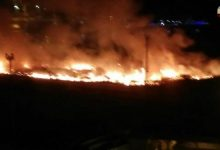 Photo of Termini Imerese: In fiamme l'isola ecologica
