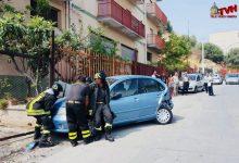 Photo of Trabia: Incidente in via Ventimiglia
