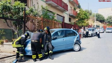 Photo of Trabia: Incidente in via Ventimiglia
