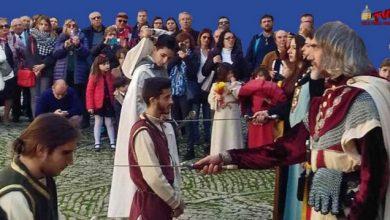 Photo of Campofelice di Roccella: L'investitura del Cavaliere Medievale