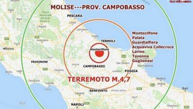 Photo of Terremono in Molise: La terra continua a tremare