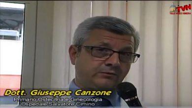 Photo of È Giuseppe Canzone il Direttore Sanitario del Salvatore Cimino di Termini Imerese