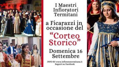 Photo of Termini Imerese: I Maestri Infioratori parteciperanno alla festa del Patrono di Ficarazzi