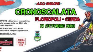 """Photo of Prima edizione  Cronoscalata Ciclistica """"Floriopoli – Cerda"""""""