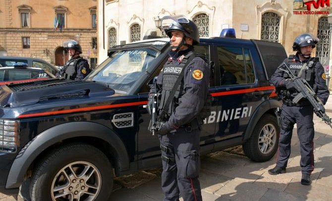 Photo of Furto di rame sventato dai carabinieri a Trapani