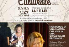 """Photo of Termini Imerese: In scena l'opera teatrale """"Lui e Lei"""" di Liliana Paganini"""