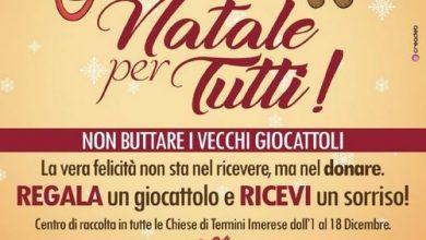 """Photo of Termini Imerese: La Gi.Fra Madonna della Catena lancia l'iniziativa """"Natale per tutti"""""""
