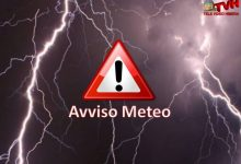 Photo of Meteo, Avviso Importante: Burrasca forte o tempesta sul medio e basso tirreno