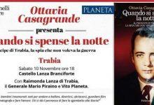"""Photo of Trabia: Sarà presentato al Castello Lanza il libro """"Quando si spense la notte"""""""