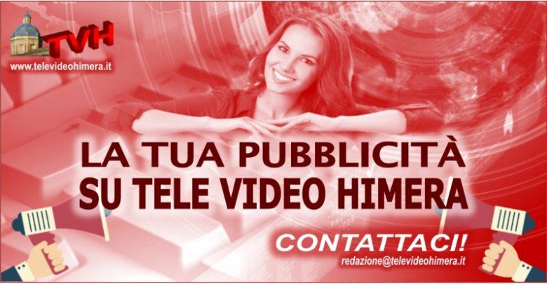 Pubblicità su Tele Video Himera