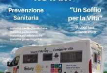 Photo of Termini Imerese: In Piazza Duomo arriva il Camper Sanitario Rotary