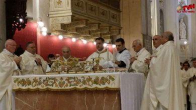 Photo of S.E.R Mons. Corrado Lorefice festeggia il 3° Anniversario di Ordinazione Episcopale