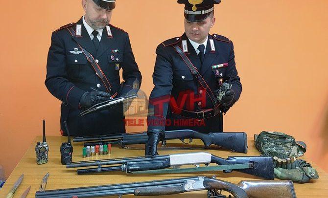 Photo of Bracconaggio e armi illegali: In tre finiscono agli arresti
